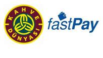 Kahve Dünyası ile fastPay arasında iş birliği
