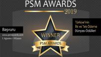 2019'un en iyileri PSM AWARDS için yarışıyor