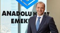 Anadolu Hayat Emeklilik'in fon pazar payı yüzde 18.1'e çıktı