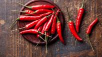 Günde 2 adet acı kırmızı biber yemenin faydaları