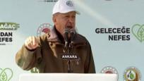 Erdoğan'dan İmamoğlu'nun 'Temel atmama töreni'ne sert tepki