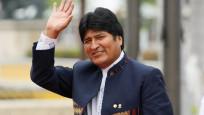 İstifaya zorlanan Evo Morales, Bolivya'yı terk etti