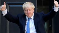 Britanya'da anketler Muhafazakar Parti'yi önde gösteriyor