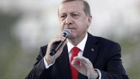 Erdoğan tampon bölgede kalan DEAŞ'lı teröristle ilgili konuştu