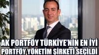 Ak Portföy Türkiye'nin en iyi portföy yönetim şirketi seçildi