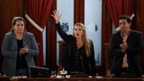 Bolivya'da Anez kendisini devlet başkanı ilan etti
