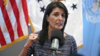 Haley: BM'nin kaderi değişime bağlı