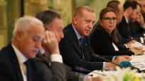 Erdoğan Washington'da dev şirket yöneticileriyle buluştu