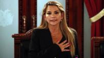 Bolivya'da Jeanine Anez başkan oldu
