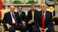 Erdoğan-Trump görüşmesi başladı