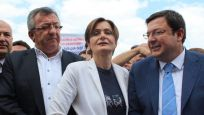Emekli polisler, Kaftancıoğlu'nu korumak için gönüllü oldu