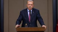 Cumhurbaşkanı Erdoğan'dan Kıbrıs açıklaması