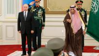 Rusya ve Suudi Arabistan arasında bir ilk: Onaylandı