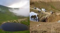 12 bin yıllık Dipsiz Göl'ü yok ettiler