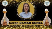 Ceren Damar'a 'Unutulmayan öğretmen ödülü'
