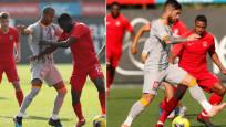 Galatasaray, hazırlık maçında Ümraniyespor'u 4-0 mağlup etti