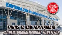 Tunus'ta TAV tartışması