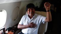 Evo Morales: Her an Bolivya'ya dönebilirim