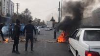 İran'da gösteriler nedeniyle internet kapatıldı