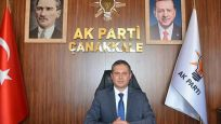 AK Parti Çanakkale İl Başkanı istifa etti