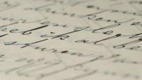 Lazerle ile insanın el yazısı incelenerek ruh hali saptanacak