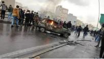 İran'da benzin protestocularına idam cezası
