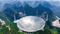 İşte dünyanın en büyük radyo teleskobu