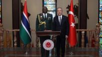 Akar, Gambiya Genelkurmay Başkanı'nı kabul etti