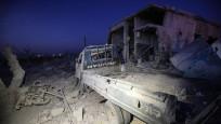 İran destekli gruplardan İdlib'deki sığınmacı kampına füze saldırısı