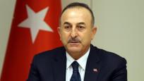Çavuşoğlu: Teröristler AP'de adeta cirit atıyor