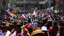 Bolivya'da seçim yasa tasarısı mecliste