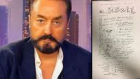 Adnan Oktar'ın mektupları ortaya çıktı: Sevgisinden coşarım