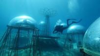 'Deniz altı tarımı' ile bitkiler normalden 2 kat daha hızlı yetişiyor