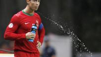 Yeterli su içmeyen futbolcular daha çok sakatlanıyor