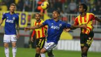 Fenerbahçe Göztepe'den 1 puanla döndü
