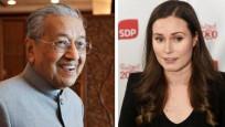 Dünyanın en yaşlı başbakanından en genç başbakanına tavsiyeler