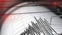 Girit açıklarında 5.1 büyüklüğünde deprem