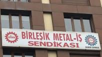 Birleşik Metal-İş'ten uyarı eylemi açıklaması
