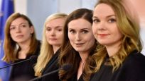 Dünyanın en genç başbakanı! Yeni hükümetinde 12 kadın bakan var