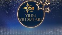 PSM yılın yıldızlarını açıklıyor
