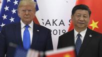Trump, ABD ile Çin'in anlaşmaya vardığını açıkladı