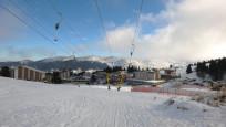 Uludağ'da kayak sezonu başladı