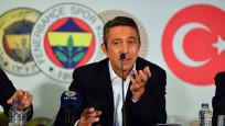 Ali Koç: Fatih Terim'den daha çok korunan hoca yok