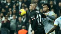 Beşiktaş Malatyaspor karşısında son dakikalarda dağıldı
