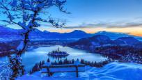 En güzel kış tatili rotaları! Kar küresinin içinden manzaralar