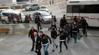 SGK'yı 5 milyon lira zarara uğratan 31 şüpheli tutuklandı
