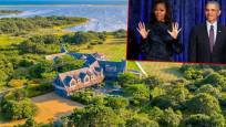 Obama ve ailesi 68 milyon TL'lik ev aldı