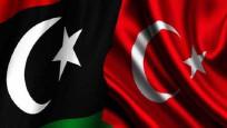 Libya ile Türkiye arasında imzalanan mutabakatlar yürürlüğe girdi