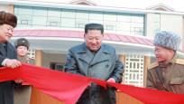 Kuzey Kore lideri Kim, halkın kış turizminden yararlanması için spa merkezi açtı