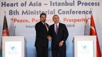 Çavuşoğlu'ndan Afganistan'a destek mesajı